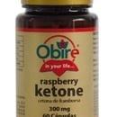 Cetona de Frambuesa (Raspberry Ketone)  ~$19.95  http://www.elpozodelasalud.es/compra/cetona-de-frambuesa-raspberry-ketone-300-mg-quema-grasas-obire-324080