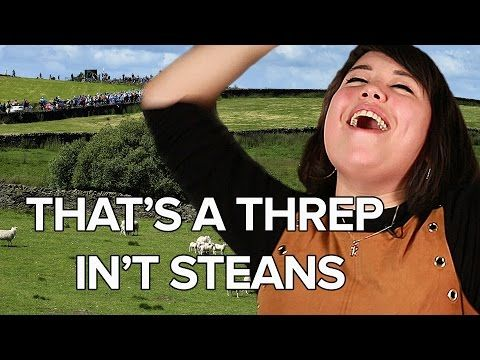 Southerners Guess Yorkshire Phrases - YouTube