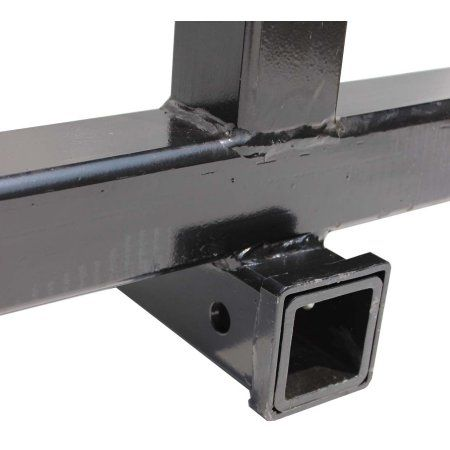 """Heavy Duty 3 Point 2"""" Receiver Trailer Hitch Category 1Tractor Tow Drawbar Pull Image 3 of 6"""