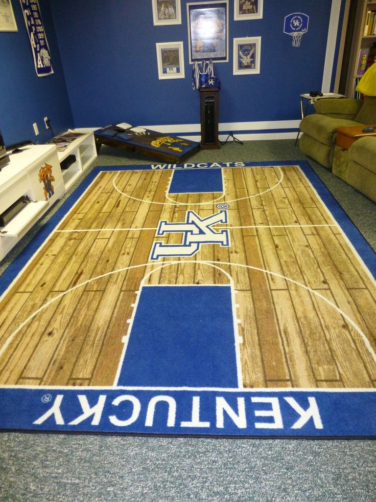 The Lazy Girl's Blog #University of Kentucky #Man Caves