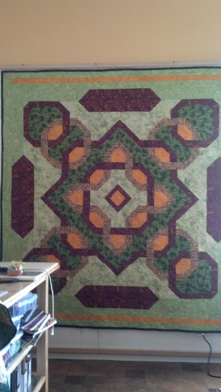 17 Best Images About Celtic Quilt Patterns On Pinterest