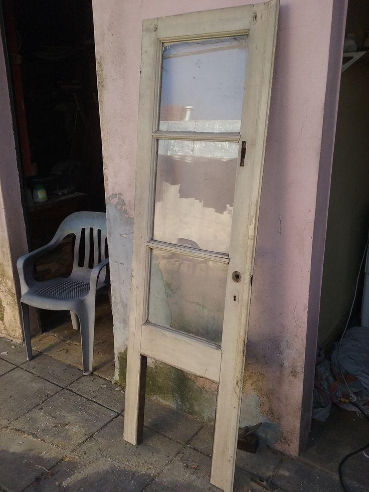 A partir de dos puertas, hare un mueble de cocina