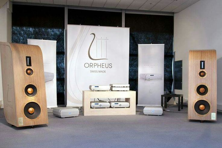 Orpheus SP 3.0, from Switzerland