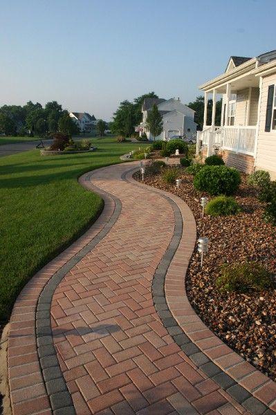 62 best nicolock steps walkways images on pinterest driveways design ideas for brick and paving stone walkways solutioingenieria Choice Image