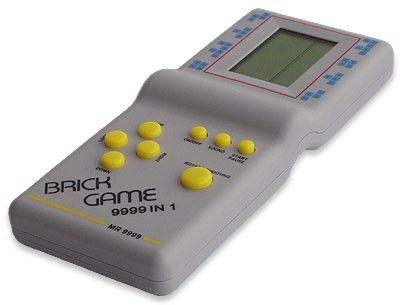 Gra Tetris - marzenie każdego chłopca.