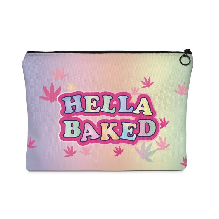 Hella Baked Makeup Bag