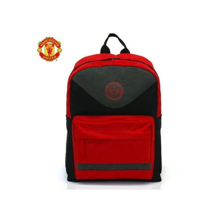 Manchester United Backpack MU-BP5S07 PrimierLigue Emblem for New School Semester #Eon #Eon