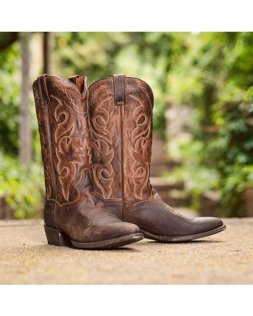Dan Post Men's Renegade Boot - Bay Apache  http://www.countryoutfitter.com/products/31207-mens-renegade-boot-bay-apache-0 #westernboots