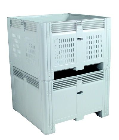 Nally MegaBin 780ltr Solid MS7800 | Spacepac Industries.