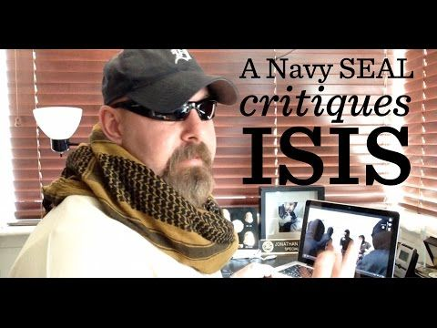 05-19-2015    Video of Navy SEAL Critiquing ISIS Training Is the Funniest Thing You'll See All Day
