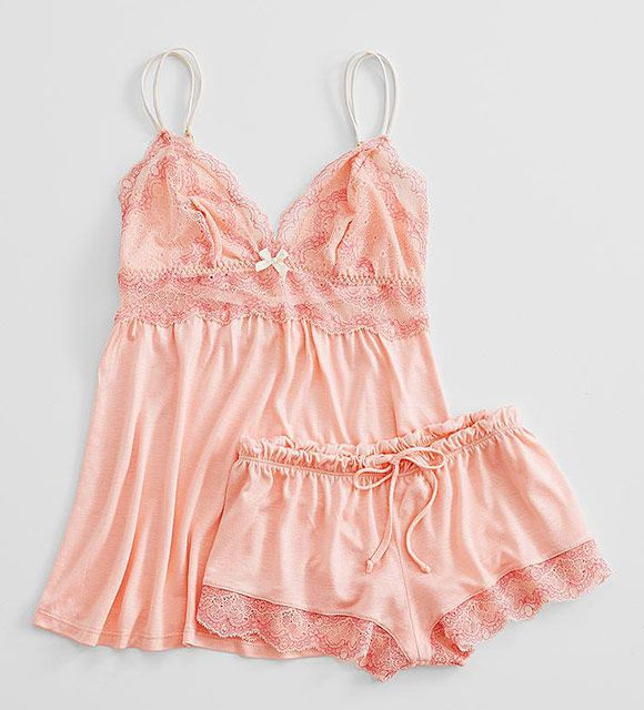 Millie Cami & Shorts Set is part of the #lingerie collection on Haute Day.  Check out http://hauteday.com/