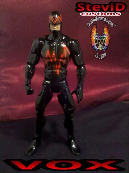 Vox (Avengers) Custom Action Figure