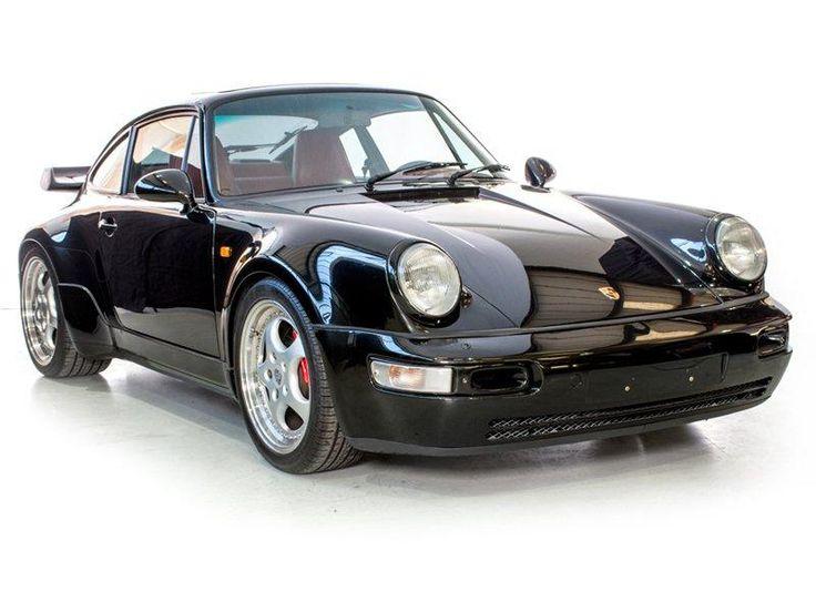 1991 Porsche 965 Turbo LHD