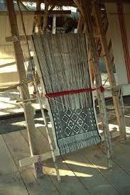 tejido a telar mapuche - hermoso