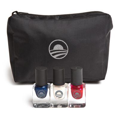 Obama nail polish