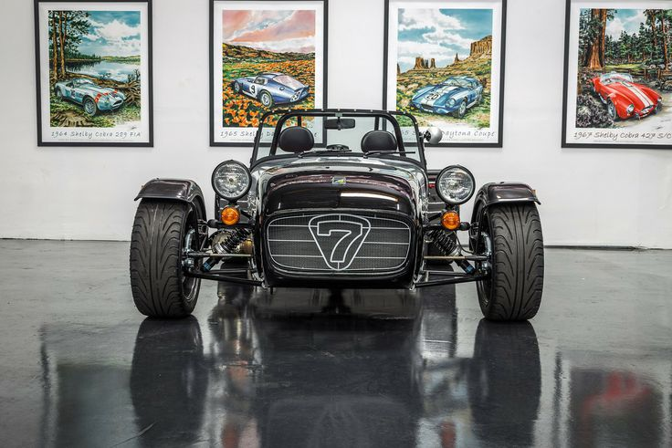 This beautiful Caterham Seven 480 is now at Hillbank in Irvine.  We are so excited to have one of our first Caterhams up for sale.