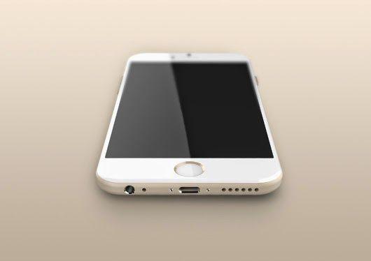 freelance80 free your space: iPhone 6 nuovi render, questa volta molto più simi...
