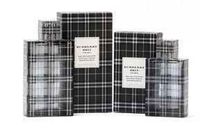 Groupon - Burberry Brit Eau de Toilette for Men (1.7 Fl. Oz. or 3.3 Fl. Oz.). Groupon deal price: $26.99