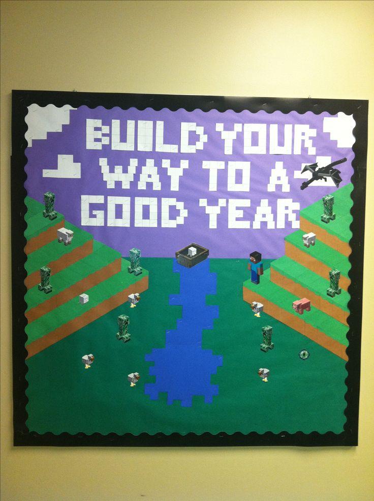 Minecraft Mine Craft bulletin board