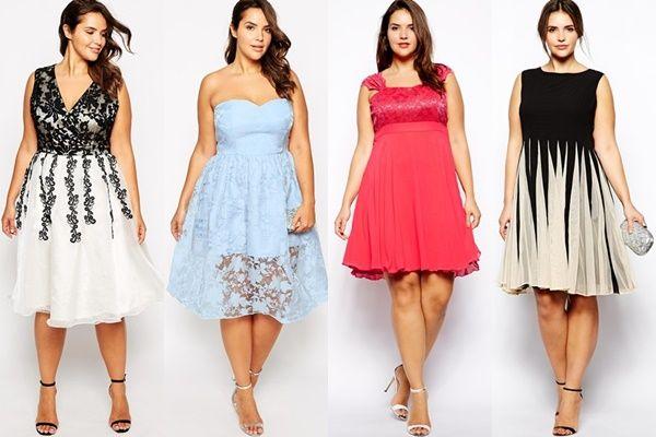 plus size wedding party dress - Google Search