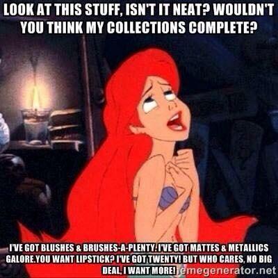 The Little Mermaid meme