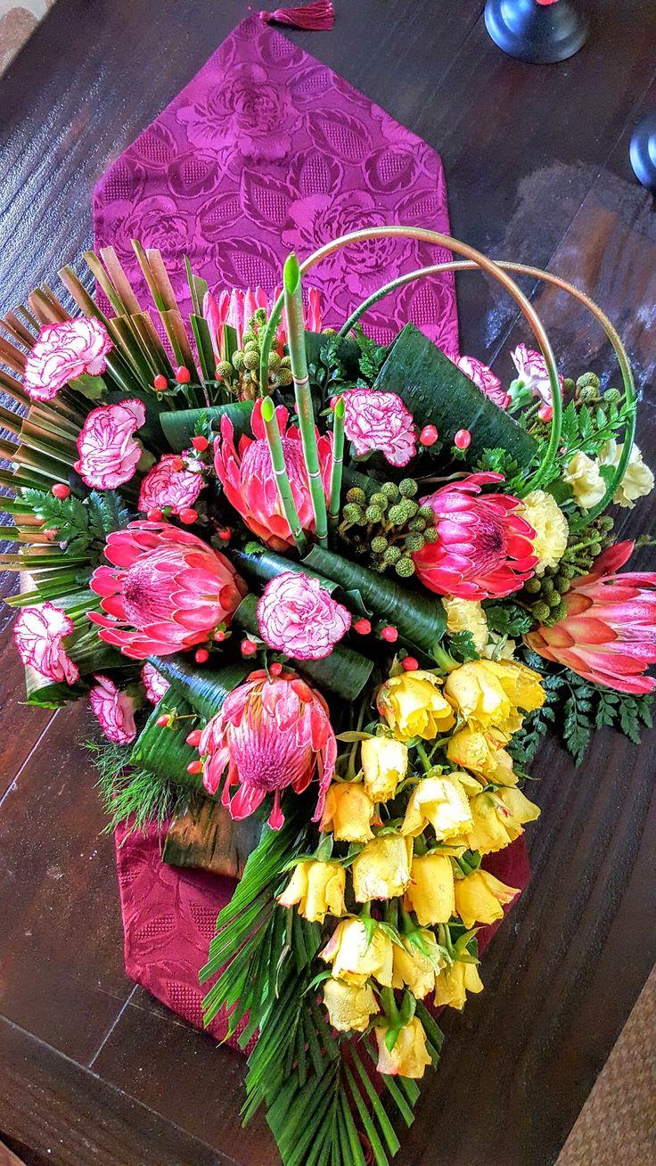 Africa by Mariska's florist