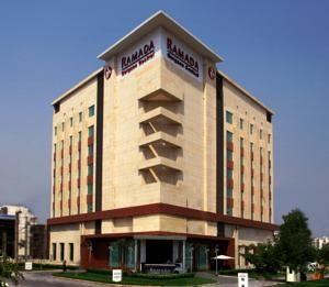 Ramada Gurgaon Central #gurgaon
