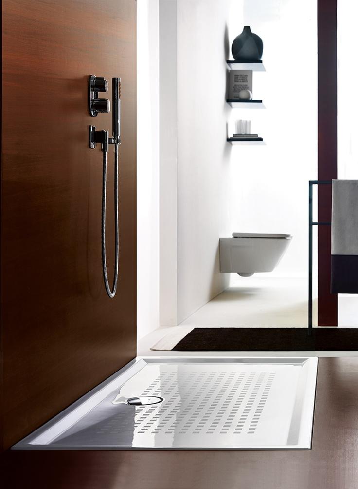 GSI ceramic   Norm Bathroom  #GSIceramica #BathroomDesign #Sanitaryware #Showertrays