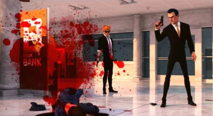 Тактический шутер Reservoir Dogs: Bloody Days