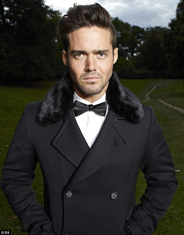 Not holding back: Spencer Matthews hits out at his Made In Chelsea co-star Millie Mackintosh