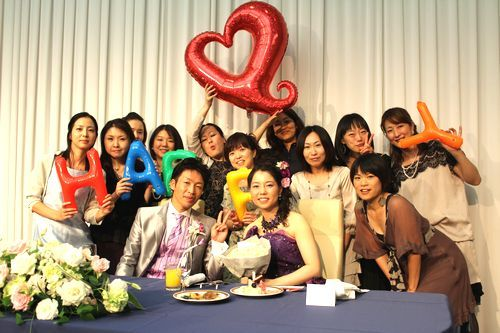 ホテルアソシア静岡で結婚式二次会幹事代行!