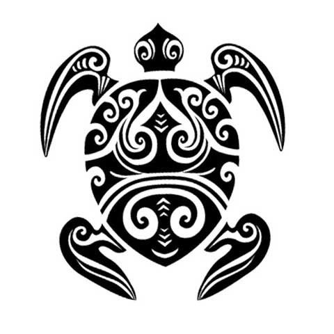 "You love turtles, and tribal designs are pretty sweet. You have found the perfect tattoo for you, go ahead and just ""add to cart"" already. Sheet Size: 2"" x 2"" - Lasts 5-7 days even with swimming and b"