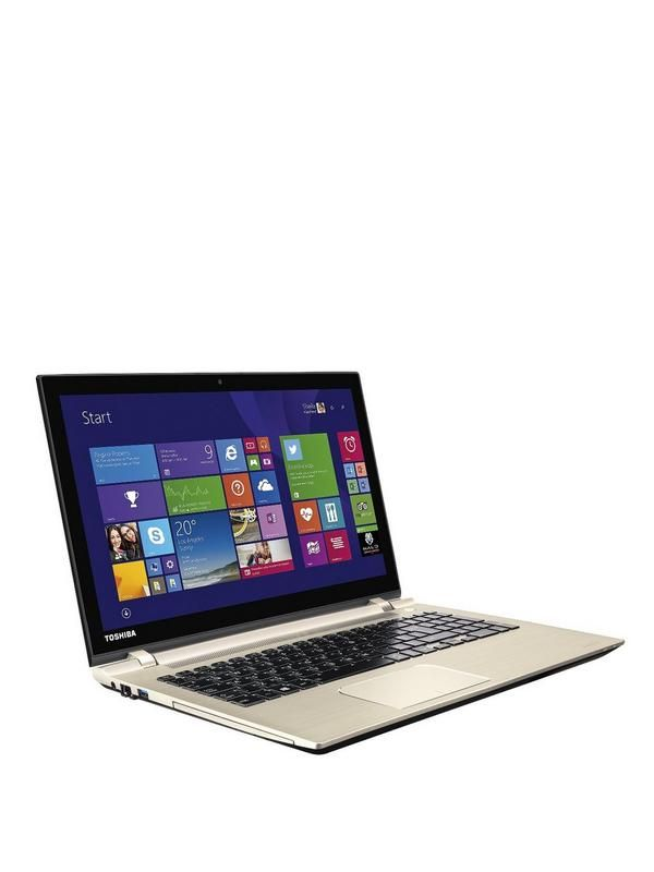 Toshiba P50-C Intel® Core™ i7 Processor, 8Gb RAM, 1Tb Hybrid HDD Storage, 15.6 inch Full HD Laptop 2Gb Dedicated GFX with Optional Microsoft 365 Personal - Silver Metal | very.co.uk