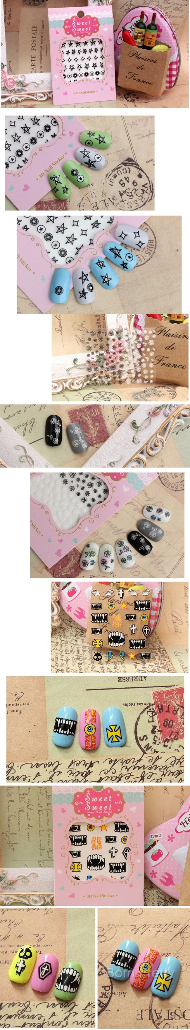 75610d1a56565f1a989879fa7757f880--nail-art-d-nail-stickers Meilleur De De Parasol Design Concept