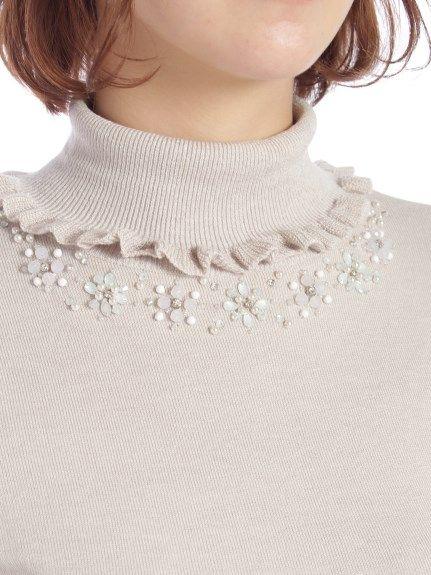 フリルTNリボンP/O(ニット)|Cherite by PRIMEPATTERN(シェリエットバイプライムパターン)|ファッション通販 - ファッションウォーカー