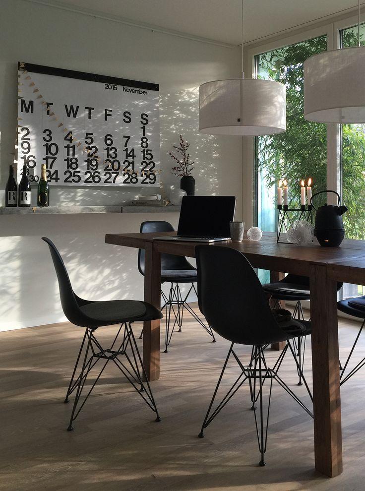 Plane dein 2016 mit dem legendären Designklassiker von Massimo Vignelli.