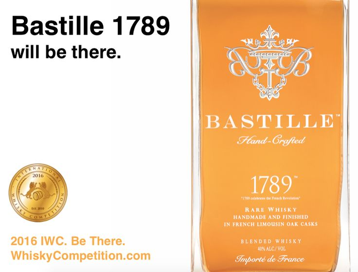 bastille 1789 whiskey price