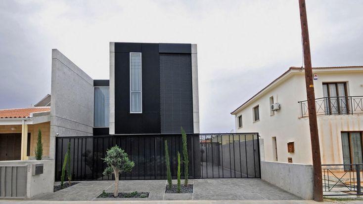 #contemporary #house #exterior #design #architecture
