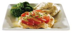 Ruby Tuesday Chicken Fresco With Lemon Butter Sauce Recipe