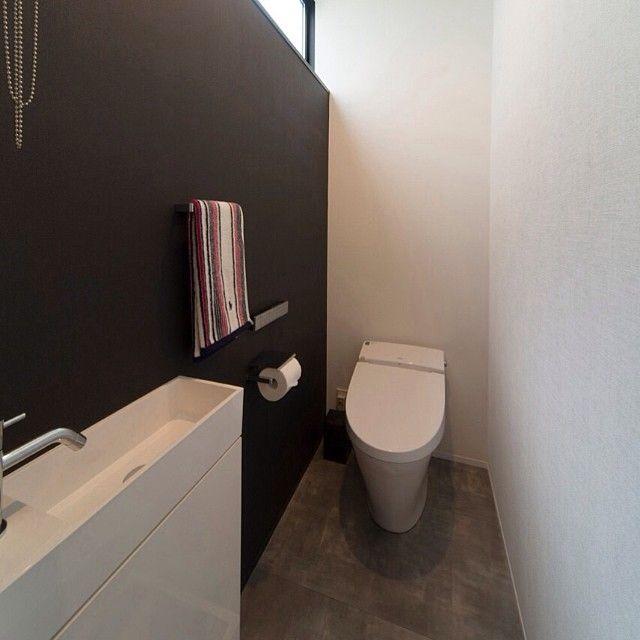 手洗いはサンワカンパニー。 #トイレ#マイホーム#サンワカンパニー#お家#新築#house #myhouse