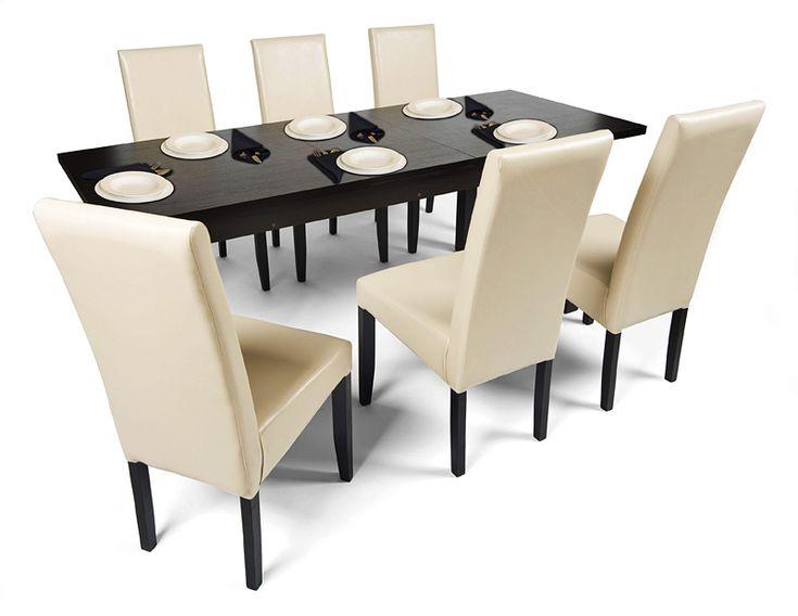 ..BERTA ÉTKEZŐ GARNITÚRA 1 asztal +  6X szék- bútor