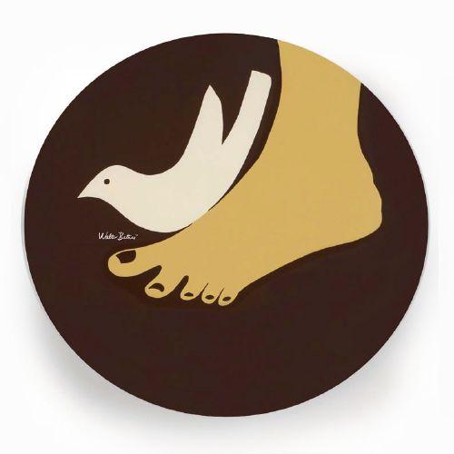 Description goes here...Walter Battis ceramic plates , beautiful.