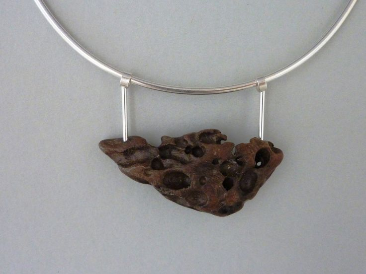 driftwood and silver