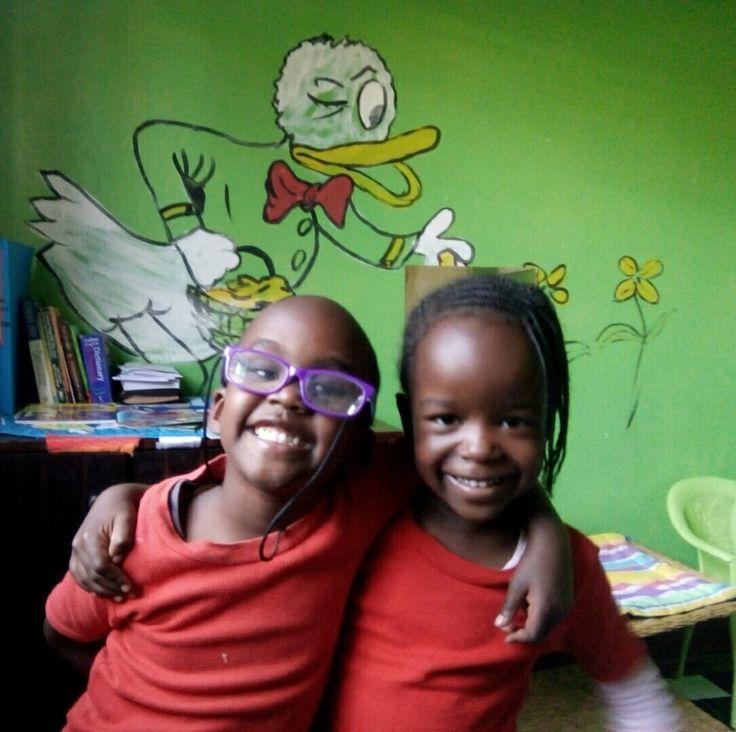 Kivulini daycare and kindergarten located along lower