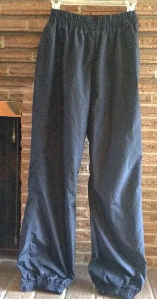 Women's EUC Teens Columbia Sportswear Black Snow pants Ski Small Medium 90'S  | eBay