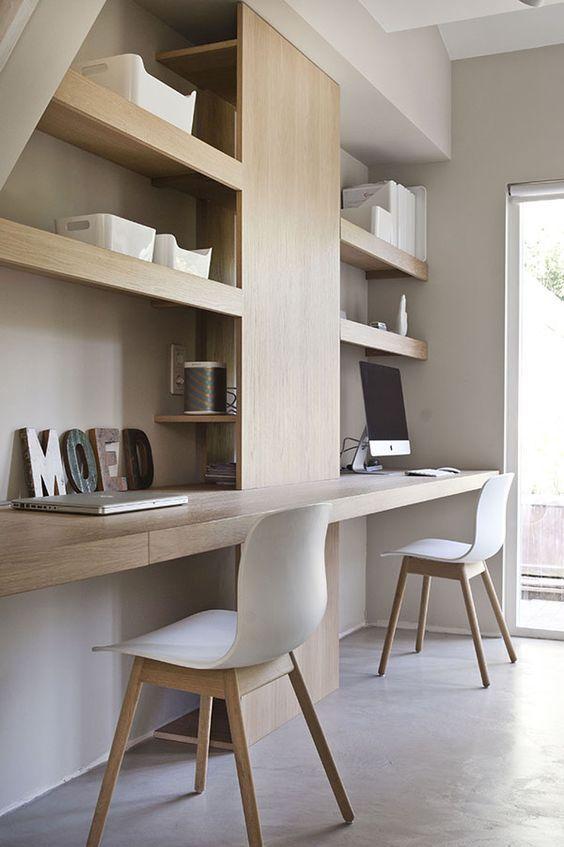small-home-office-color-ideas-20 - Futurist Architecture