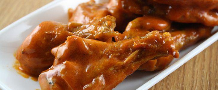 Receita de molho de alho picante para asinhas de frango