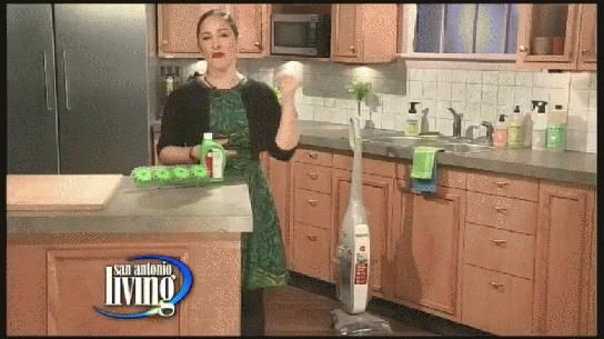 Spring Cleaning tips from the Lifestyle expert - WOAI News 4 San Antonio - Featured on Living