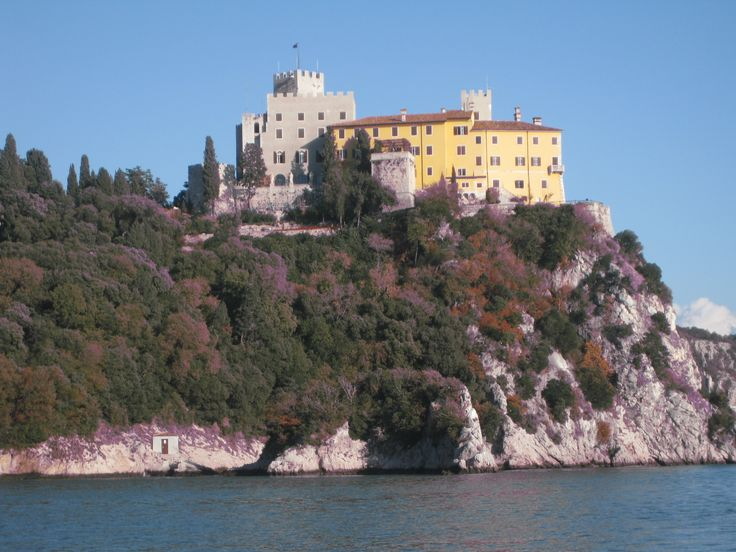 Castello di Duino in Duino, Friuli Venezia Giulia