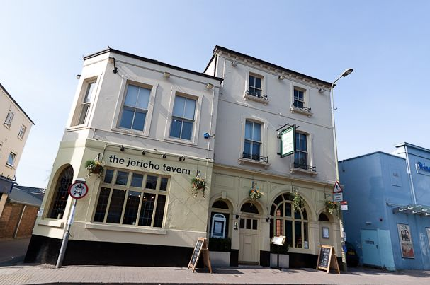 The Jericho Tavern, Oxford England. Great place to see local indie talent.